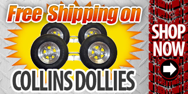 Free Shipping on Collins Dollies