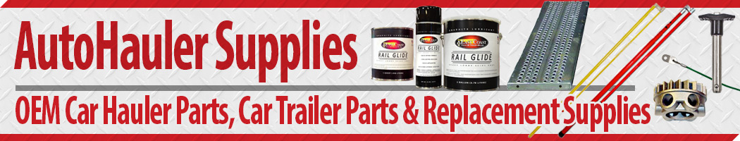 Shop AutoHauler Car Carrier Parts, Supplies & Equipment at East Coast Truck & Trailer Sales