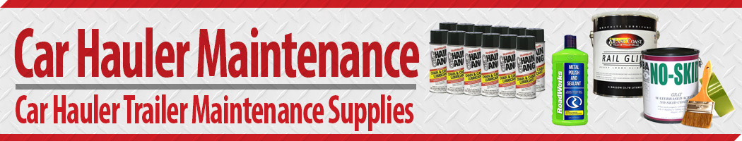 Shop Car Hauler Trailer Maintenance Supplies at East Coast Truck & Trailer Sales
