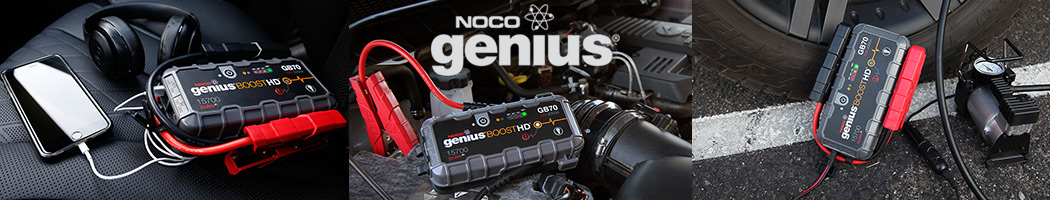 Shop Noco Genius Boost Jump Starters at East Coast Truck & Trailer Sales