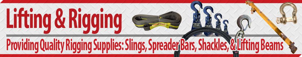 Shop Lifting & Rigging Equipment at East Coast Truck & Trailer Sales