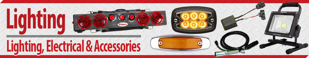 Shop Lighting, Electrical & Accessories at East Coast Truck & Trailer Sales