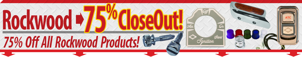 Save on all Rockwood products at East Coast Truck & Trailer Sales