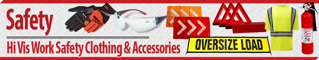 Shop DOT Compliant Hi-Vis Work Safety Clothing & Accessories at East Coast Truck & Trailer Sales