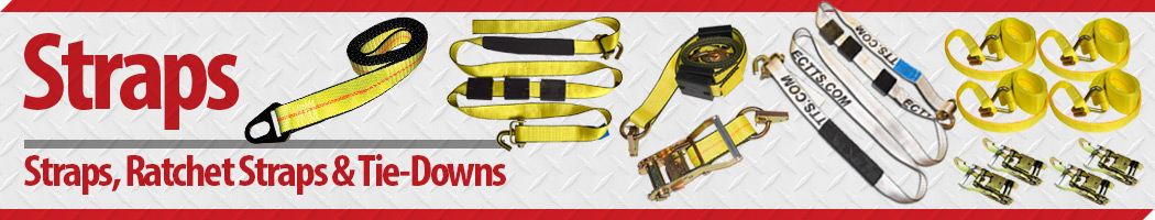 Shop Straps, Ratchet Straps & Tie-Downs at East Coast Truck & Trailer Sales